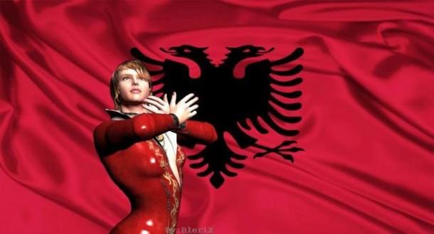 Albania Flag (12)
