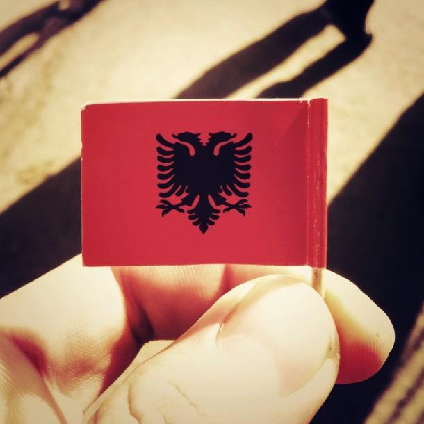 Albania Flag (13)