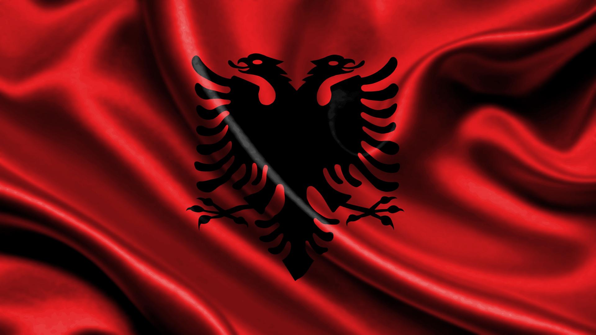 Albania Flag (15)