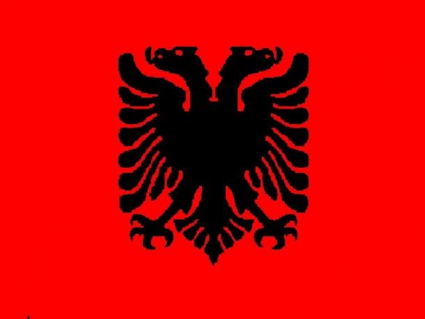 Albania Flag (19)