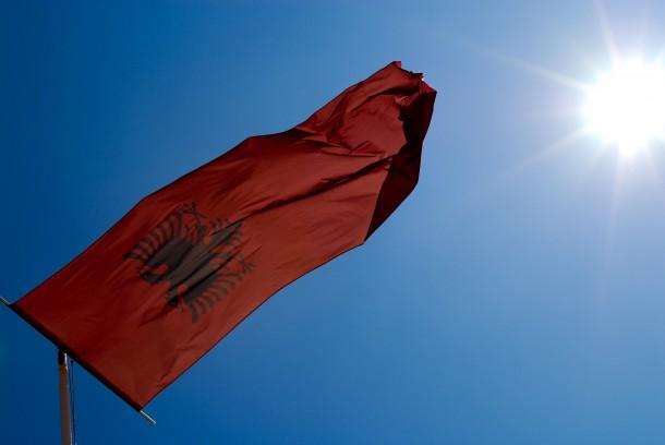 Albania Flag (20)