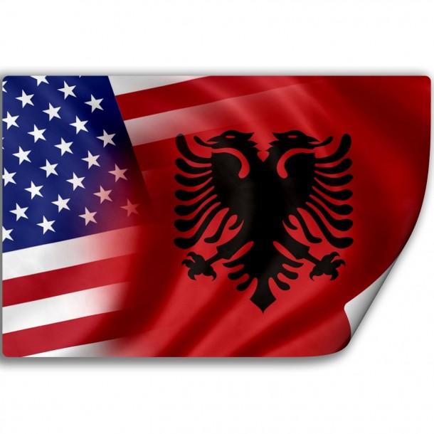 Albania Flag (3)