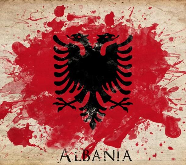 Albania Flag (4)