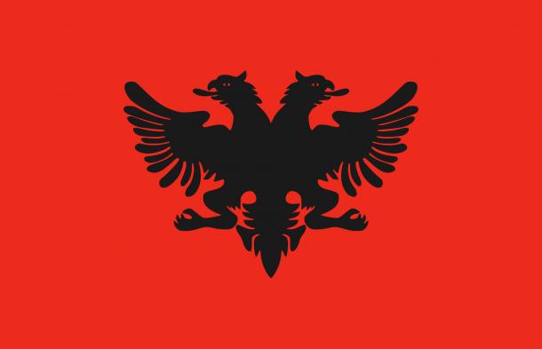 Albania Flag (5)