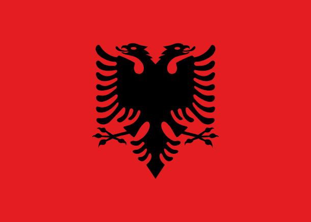 Albania Flag (6)