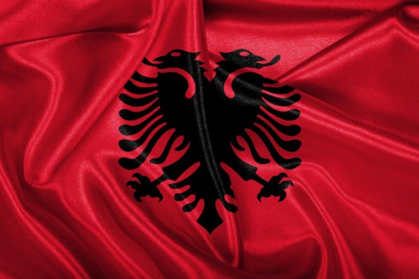 Albania Flag (7)
