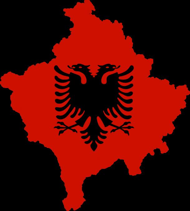 Albania Flag (8)
