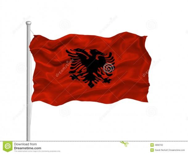Albania Flag (9)