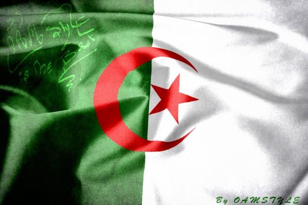 Algeria Flag  (13)