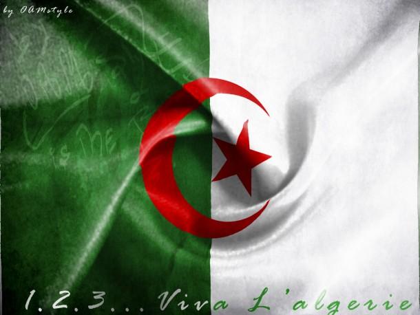 Algeria Flag  (14)