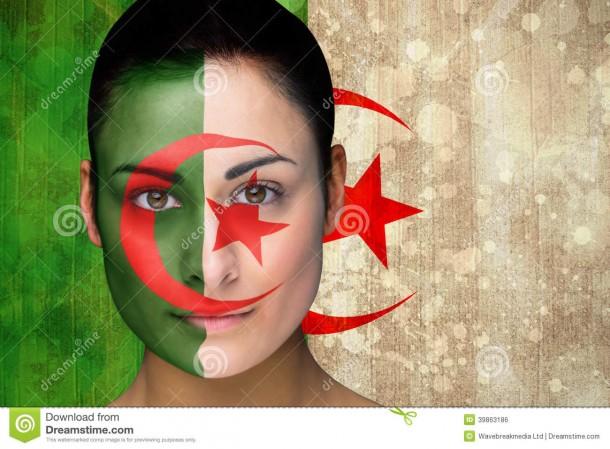 Algeria Flag  (16)
