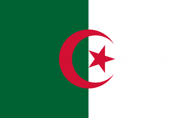 Algeria Flag  (5)