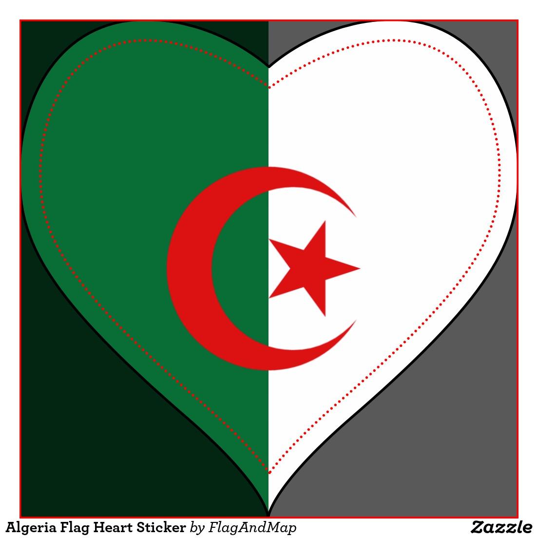 Algeria Flag Green