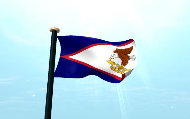American Samoa Flag  (1)