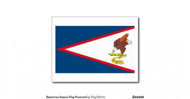 American Samoa Flag  (10)
