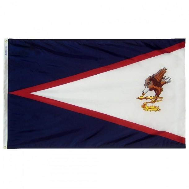 American Samoa Flag  (11)