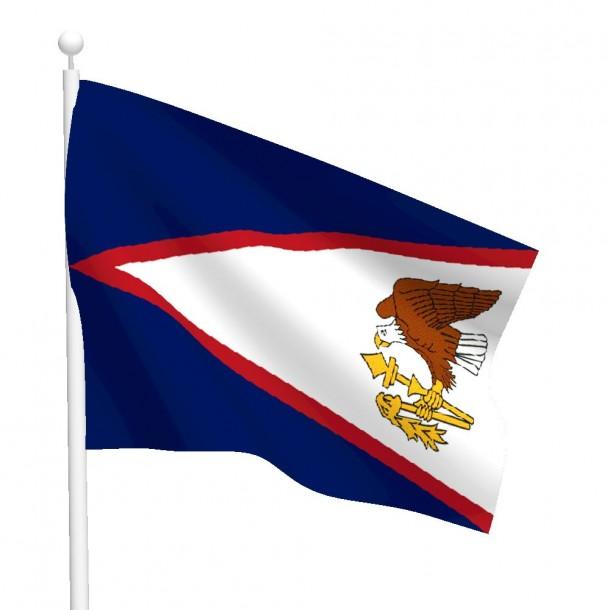American Samoa Flag  (12)