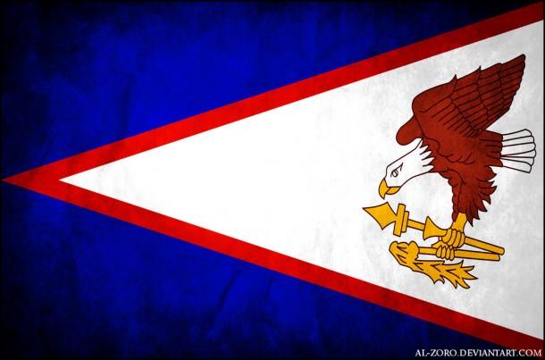American Samoa Flag  (13)