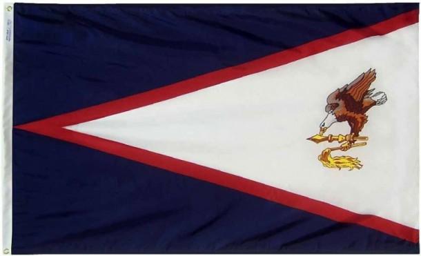 American Samoa Flag  (16)