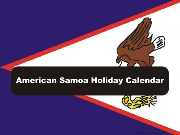 American Samoa Flag  (20)