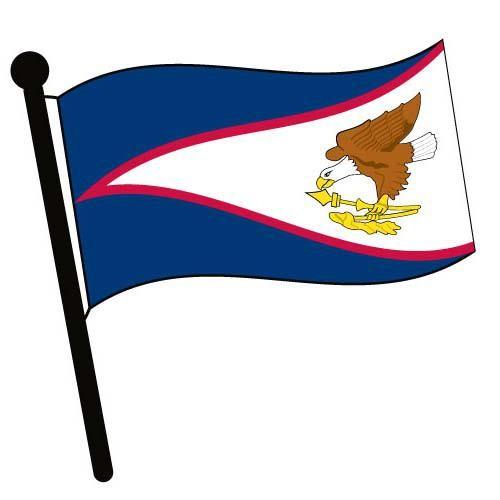 American Samoa Flag  (21)