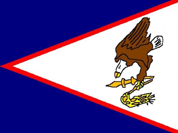 American Samoa Flag  (24)
