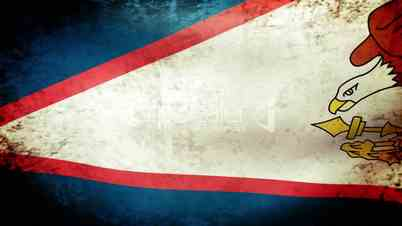 American Samoa Flag  (3)