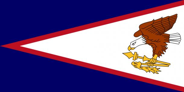 American Samoa Flag  (4)