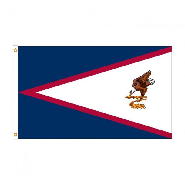 American Samoa Flag  (5)