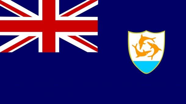 Anguilla Flag  (10)