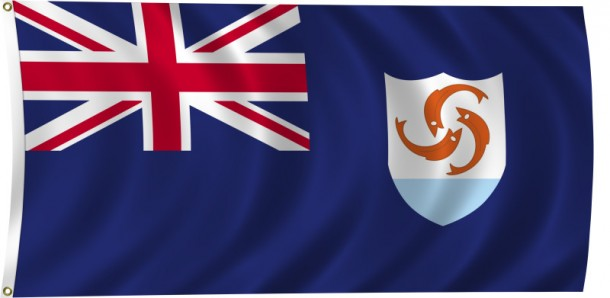 Anguilla Flag  (12)