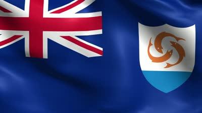 Anguilla Flag  (15)