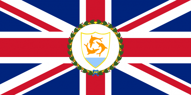 Anguilla Flag  (17)