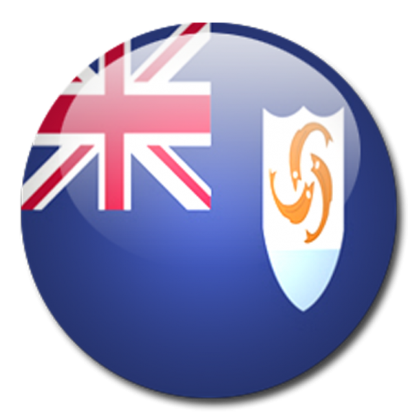 Anguilla Flag  (18)