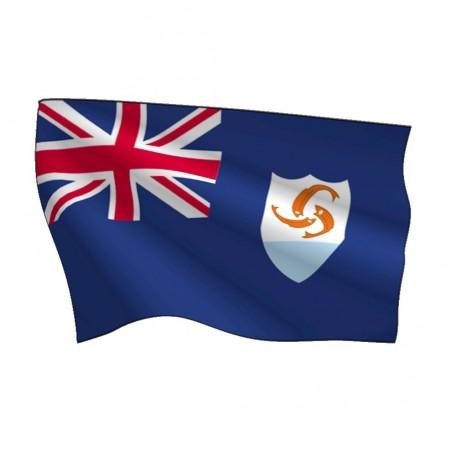 Anguilla Flag  (5)