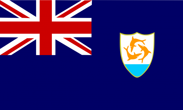Anguilla Flag  (6)