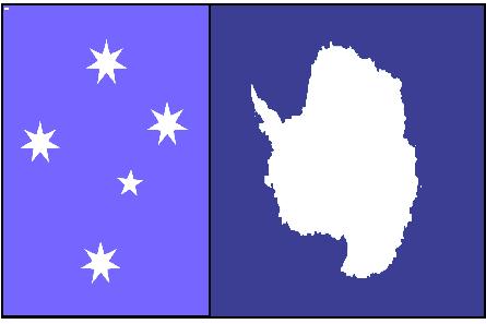 Antarctica Flag  (10)