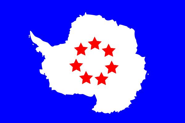 Antarctica Flag  (17)