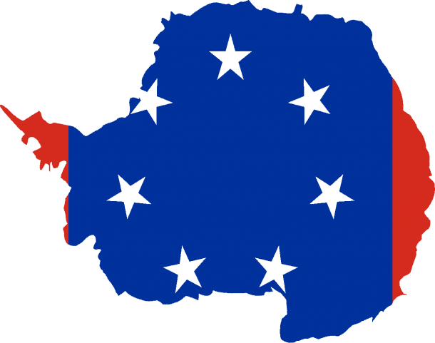 Antarctica Flag  (4)
