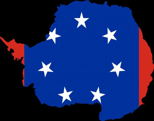 Antarctica Flag  (6)