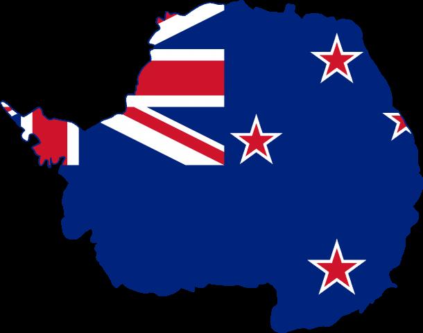 Antarctica Flag  (9)