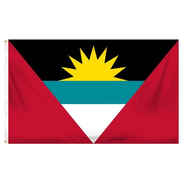 Antigua and Barbuda Flag  (11)