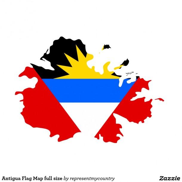 Antigua and Barbuda Flag  (12)