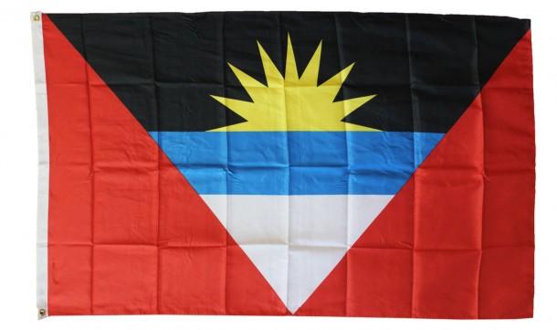 Antigua and Barbuda Flag  (13)