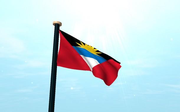 Antigua and Barbuda Flag  (16)