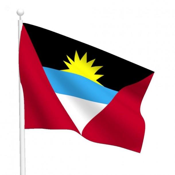 Antigua and Barbuda Flag  (17)