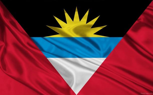 Antigua and Barbuda Flag  (18)