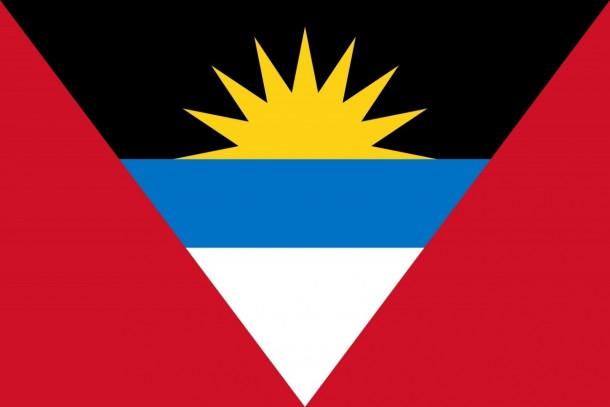 Antigua and Barbuda Flag  (19)
