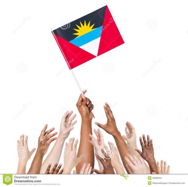 Antigua and Barbuda Flag  (20)