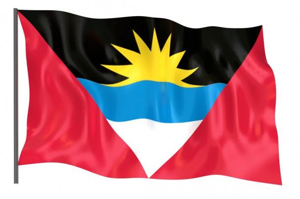 Antigua and Barbuda Flag  (22)